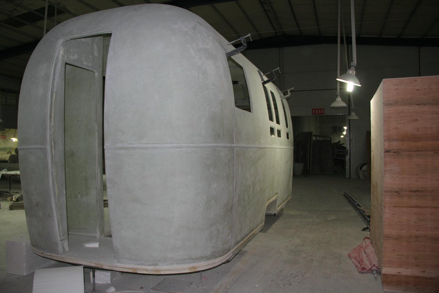 玻璃钢设备外壳 - 深圳玻璃钢家具|玻璃钢制品厂|玻璃图片